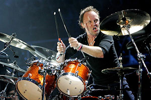 Metallica's Lars Ulrich interview