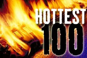 The Hottest 100 - 2010
