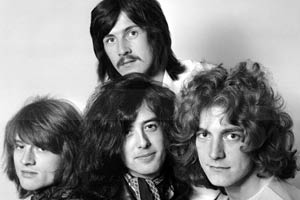 Led Zeppelin beat the critics