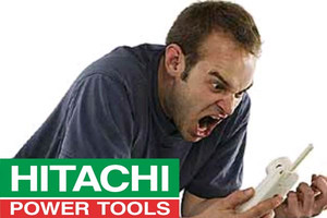 Workplace Requests - cheers to Hitachi Power Tools