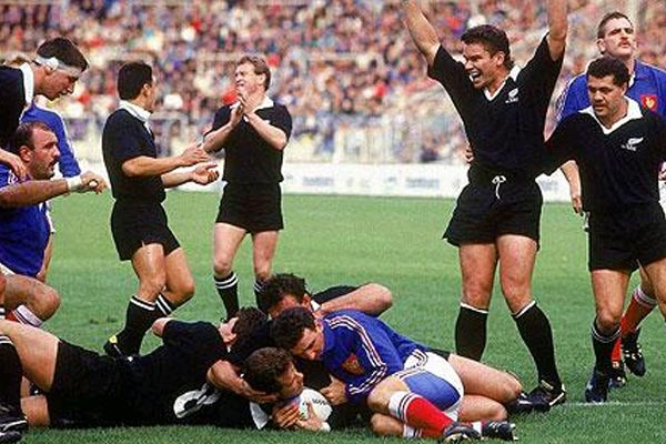 Rugby World Cup 1987 Final