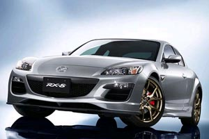 Mazda RX-8 Spirit R – final special edition for JDM