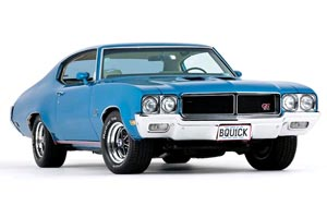 1970 Buick Skylark GS – Enter the Unknown