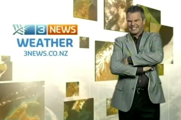 TV3 weatherman forgets what channel he is on