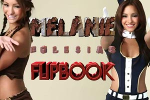 Melanie Iglesias Flip Book - Halloween Special