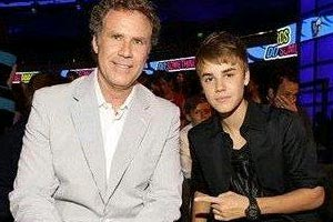 Will Ferrell slams Justin Bieber through Twitter