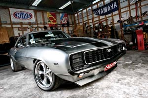 1969 Chevrolet Camaro RS/SS – Smoke Screen