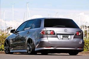 2005 Mazda Attenza – Daily Driven
