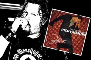 Riccardo's Heavy Metal rendition of Ricky Martin