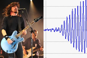 Foo Fighters Auckland concert caused earthquakes
