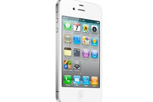 White iPhone launched