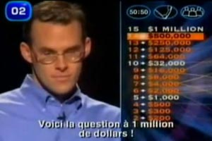 "The best ""Who Wants To Be A Millionaire?"" winner ever"