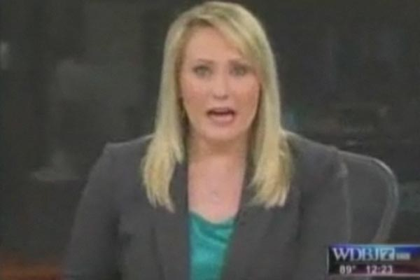 Reporter drops F-bomb live on air