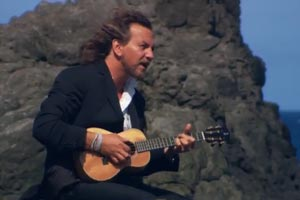 Eddie Vedder ukulele songs - Can't Keep