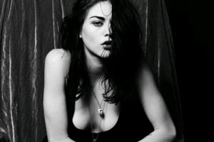 Kurt Cobain's daughter Frances Bean