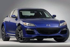 Mazda terminates RX-8 production