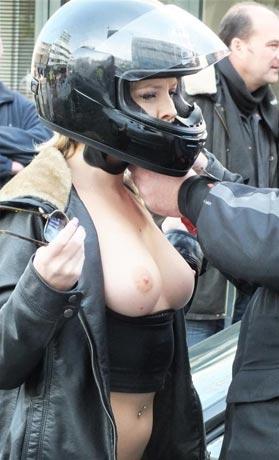 Boobs On Bikes 2011