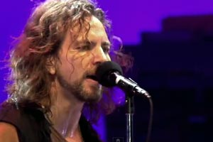 Pearl Jam - Better Man live at Madison Square Garden