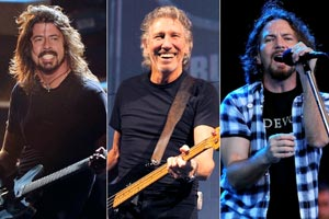 Foo Fighters and Pearl Jam join Pink Floyd tributes