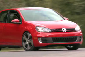 Volkswagen Golf/GTI one of the best cars for 2012