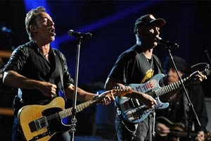 Morello enlisted for Springsteen's new album