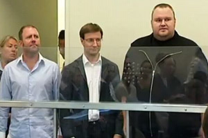 Bail Ruling to Come for Dotcom in New Zealand
