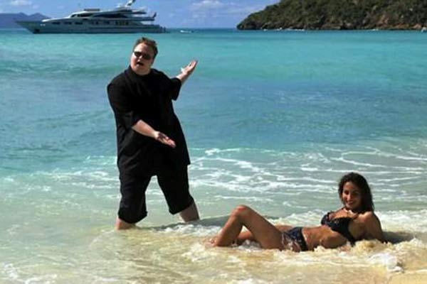 Kim Dotcom at his best...and worst