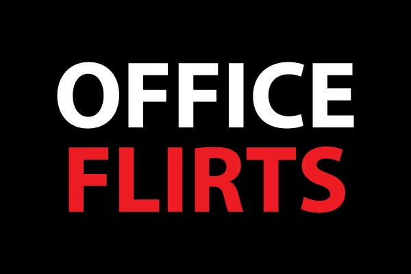 Office flirts