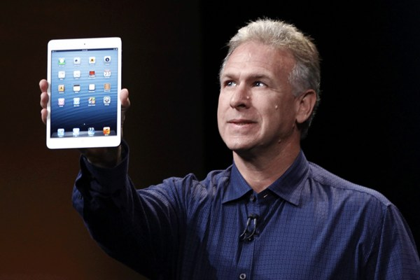 Apple reveal 'iPad Mini'