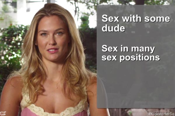 Bar Refaeli's sex tape request