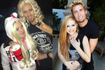 Chad Kroeger blasts Avril Lavigne's ex for Halloween outfit