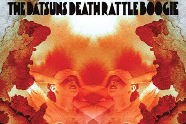 Listen to The Datsuns new album 'Death Rattle Boogie'