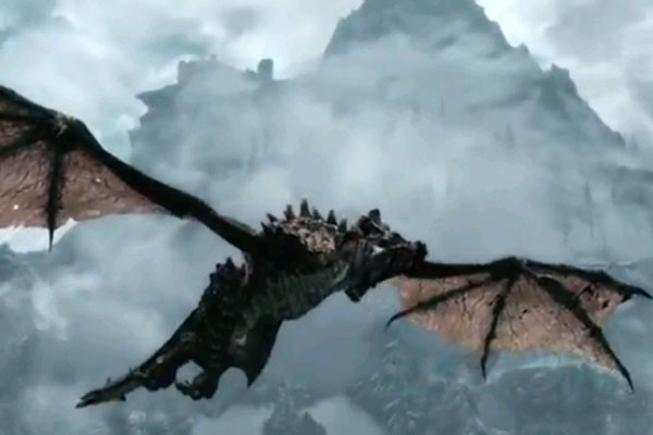 The Elder Scrolls V Skyrim: Dragonborn trailer