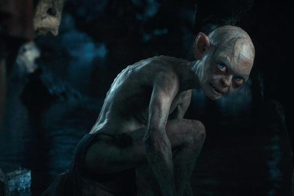 The Morning Rumble interview Gollum