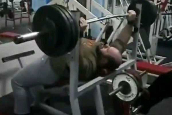 Bench press: You're doing it wrong