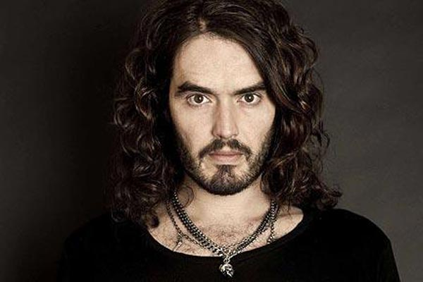 Russell Brand talks to Robert and Jono