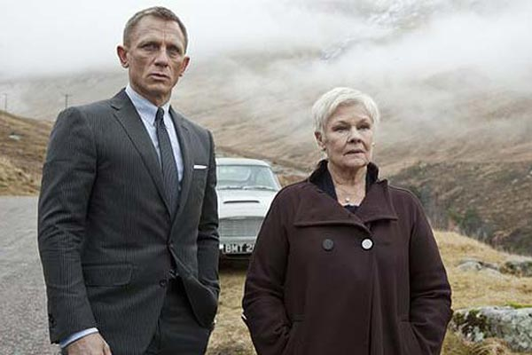 Just lil' Skyfall face swap