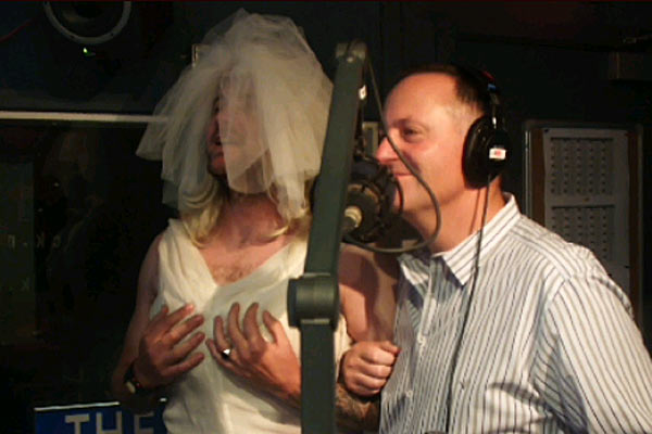A look back: John Key and Bryce get married