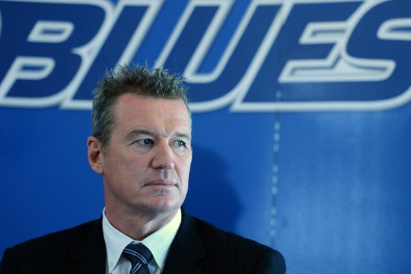 Sir John Kirwan talks to The Rumble