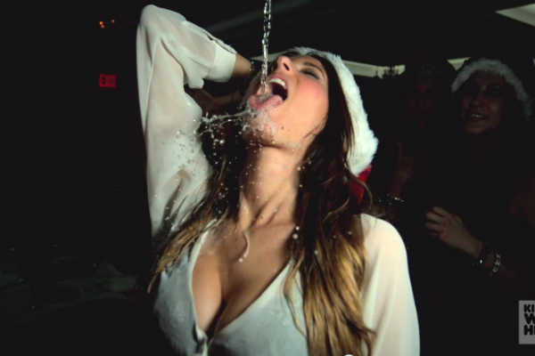 Top 10 Champagne Facials in Slow Motion