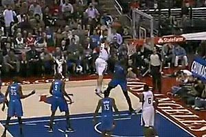 Blake Griffin's INSANE dunk of the year
