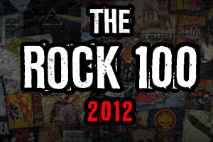 The Rock 100 - 2012