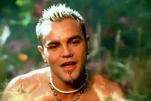 Shifty Shellshock from Crazy Town