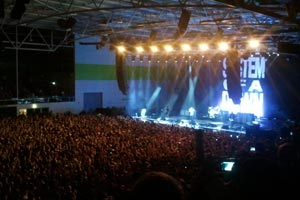 Lisa's System Of A Down concert review