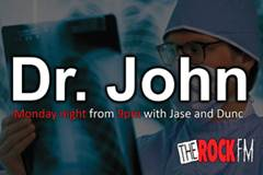 Dr John - 27 February 2012
