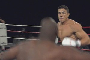 Sonny Bill Williams knocks out Clarence Tillman III