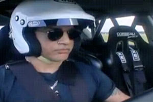 Slash on Top Gear