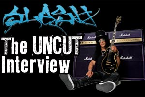 Slash: The Extended Uncut Interview