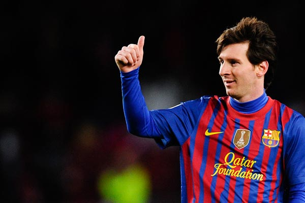 All 234 of Lionel Messi's goals for Barcelona