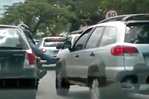 Brazilian road rage is next level shit